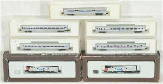 626: NETTE - MARKLIN Z Ga. Amtrak Set: