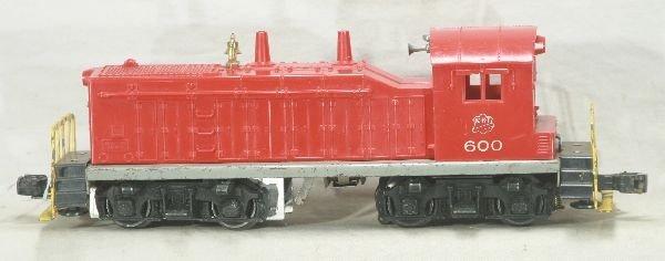 11: NETTE - LIONEL Gray Frame 600 NE-2 Diesel: