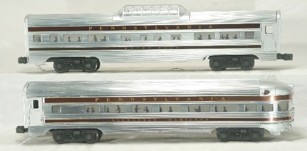 16: NETTE - LIONEL 2541 & 2542 Congressional Cars: