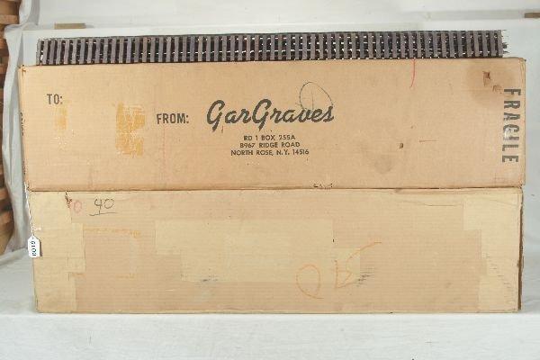 19: NETTE - 2 Boxes GARGRAVES Track: