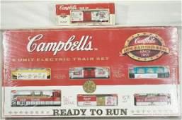 88: NETTE - K-LINE Campbell's Soup Train Set, plus: