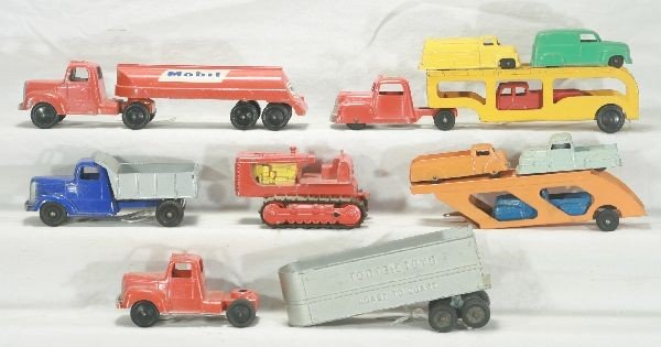1: NETTE - 13 Pc. TOOTSIETOY Lot:
