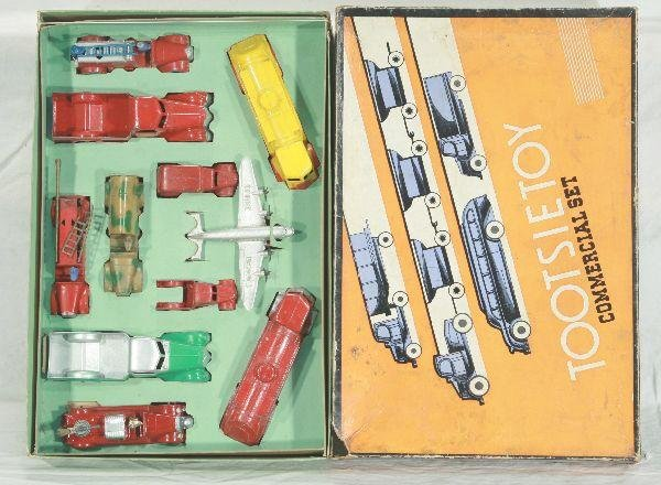 6: NETTE - Boxed TOOTSIETOY Set 5210 Commercial Set: