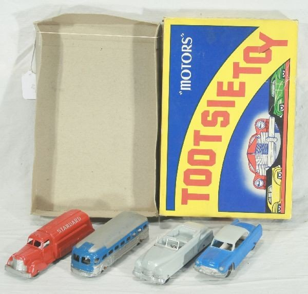 8: NETTE - Boxed  TOOTSIETOY Set 7250 Motors: