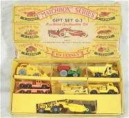 57: NETTE - Scarce MATCHBOX Early G3 Gift Set: