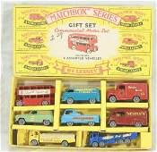 58: NETTE - Scarce Early MATCHBOX G1 Gift Set: