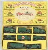 60: NETTE - Scarce Early MATCHBOX G5 Army Set: