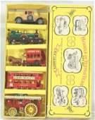 90: NETTE - Scarce Early MATCHBOX G7 MOY Gift Set: