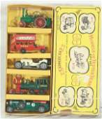 NETTE - Scarce Early MATCHBOX G13 MOY Gift Set
