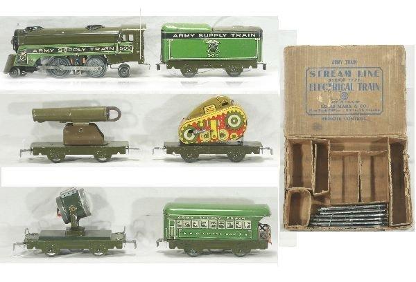 295: NETTE - Boxed MARX Military Set 5926:
