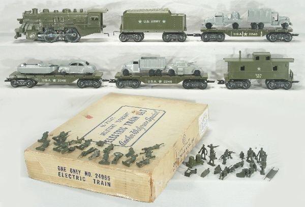 310: NETTE - Boxed MARX 24965 Walgreens Military Specia