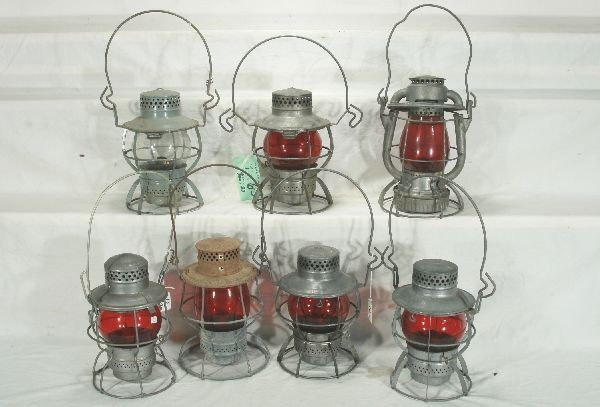 16: NETTE - 7 RR Lanterns: