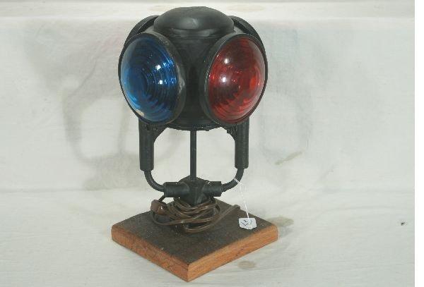 23: NETTE - ADLAKE Tender Running Light: