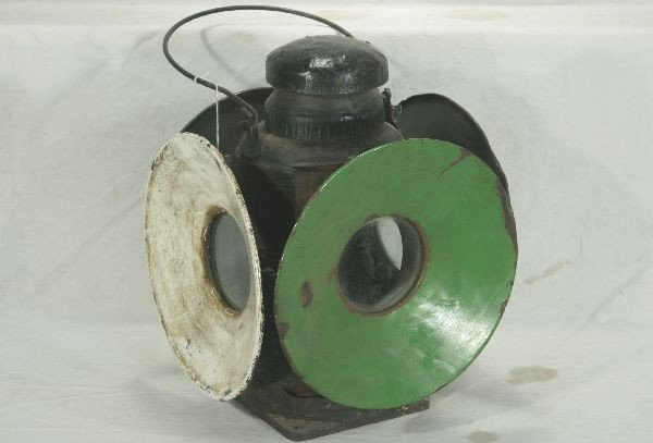 24: NETTE - Early RR Switch Lantern: