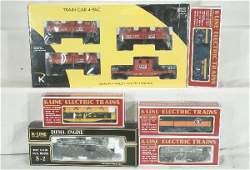118: NETTE - 6 Pc. K-LINE Train Set: