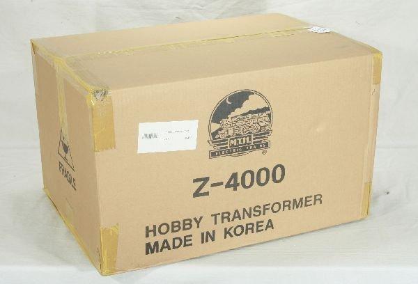 129: NETTE - MTH Z4000 Transformer: