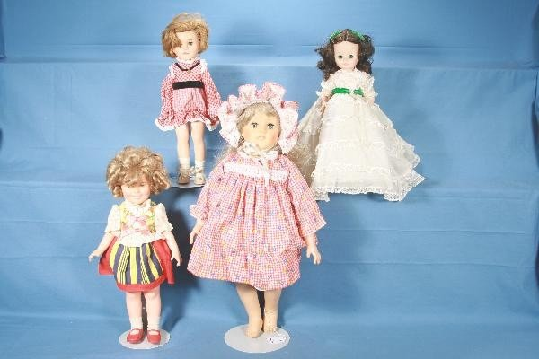 6: 4 Pc. Doll Group