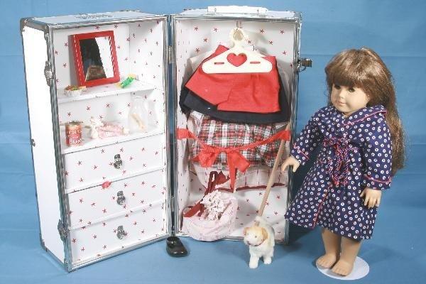 24: AMERICAN GIRLS Molly Doll