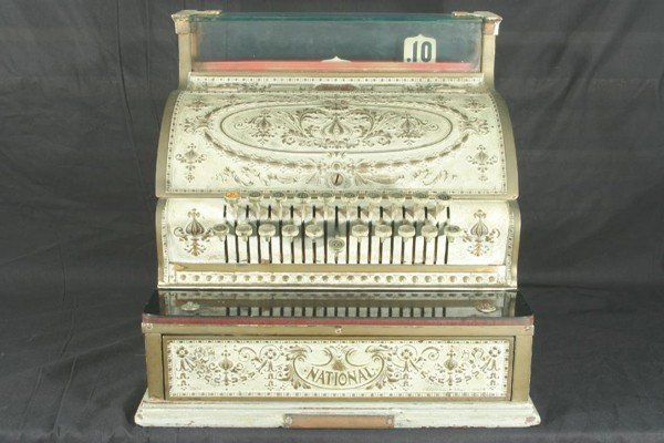 134: Early National Cash Register