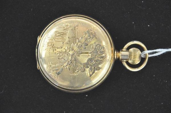 501: Illinois Watch Co. Pocket Watch