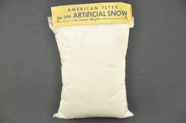 16: Tough American Flyer 29A Bag Of Snow