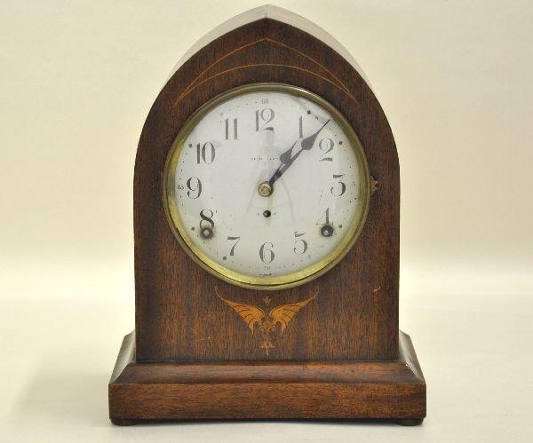 22: Seth Thomas Beehive Mantle Clock