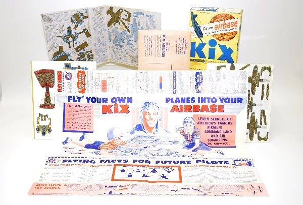 1: Early Cereal Premium Lot