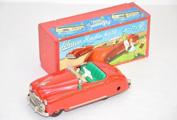 18: Boxed Schuco #4012 Radio Car