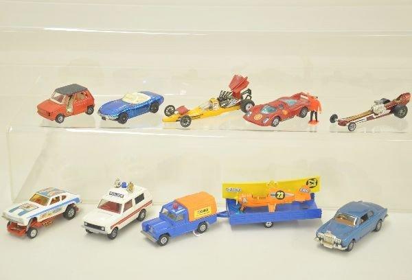 23: 9 pc Corgi Vehicle Lot