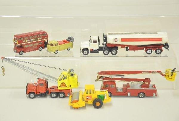 24: 6 Corgi Commercial Vehicles