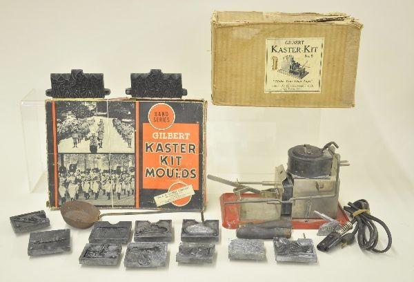 59: AC Gilbert Kaster-Kit Plus