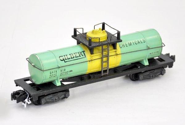 115: Scarce American Flyer 910 Gilbert Chemicals Tank C