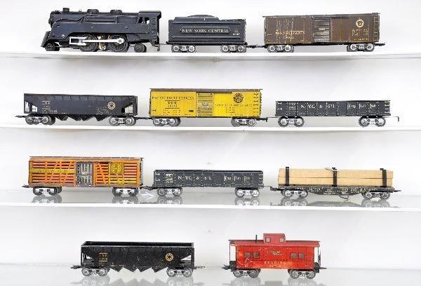 8: Marx Scale Freight Set