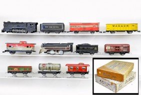 10: Boxed Marx Sets 5415R and 3987/12