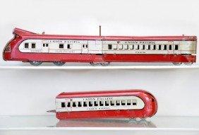 22: Marx UP Streamliner