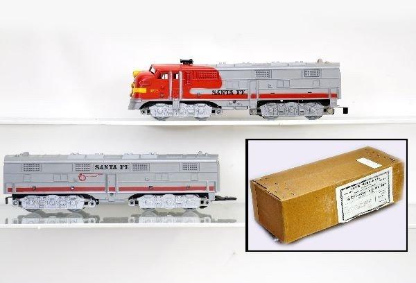 23: Unusual Boxed Marx 1095 AB Diesels