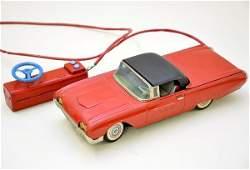 245 Nice 1961 Ford Thunderbird Tin Car