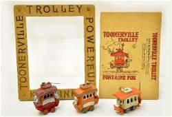 420: Toonerville Trolley Lot