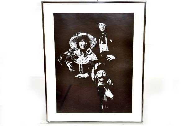 646: John Lennon Triple Portrait