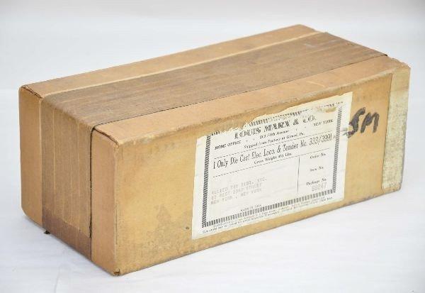 1: Sealed Boxed Marx 333 Hudson