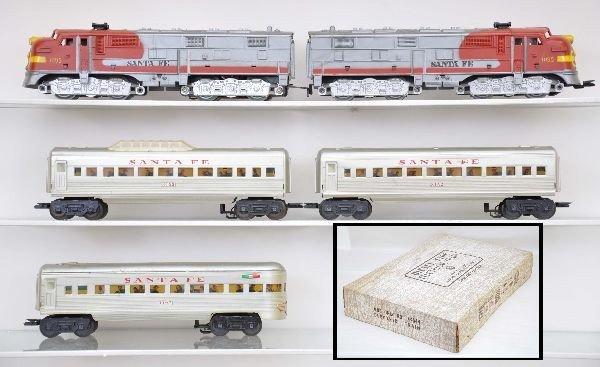 15: Boxed Marx Passenger Set 44544