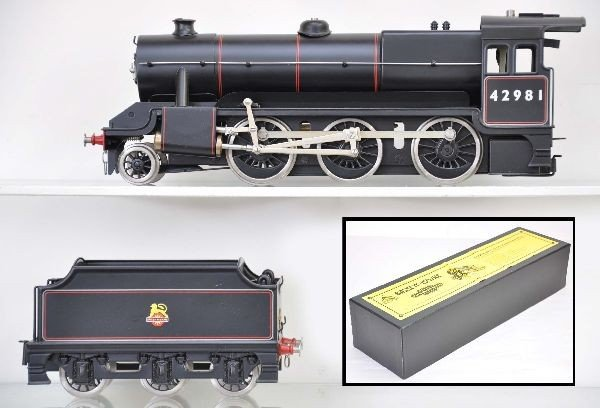 312: Modern Bassett-Lowke British Railway Steam Locomot