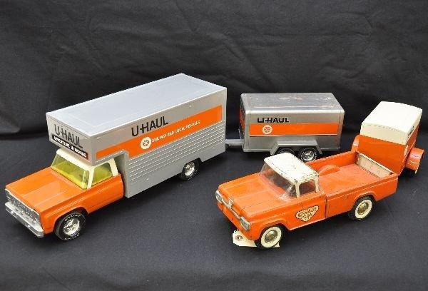 371: Ny-lint U-Haul Trucks