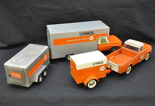 371: Ny-lint U-Haul Trucks - 2