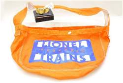 820 Lionel Watch  Logo Tote Bag