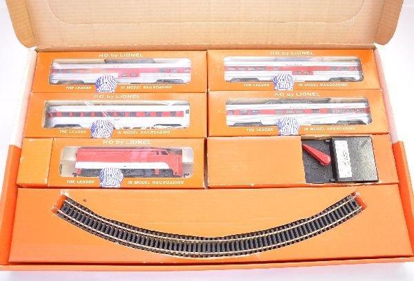 152: Boxed Lionel HO Set 14054