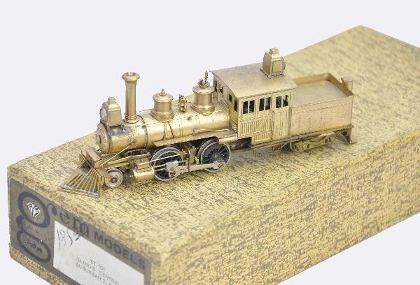 155: Gem IC Brass HO Suburban