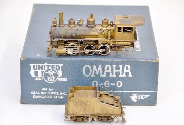 158: United HO Brass Omaha