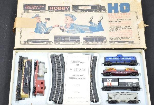 165: Boxed Marx HO Set 9930
