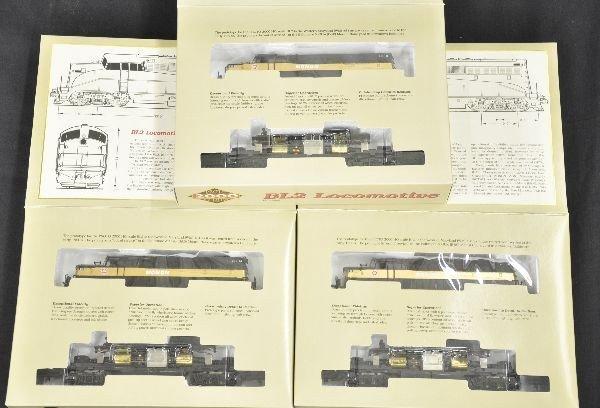 167: Boxed Life-Like Monon Diesels